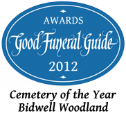 Good Funeral Guide Award Best Cemetry